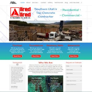 Allred and Allred home page